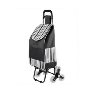 Shopping Trolleys Foldable Shopping Cart utility Cart Stair Climing Cart With