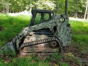 Bobcat T190 Skid Steer 2006 Good Condition