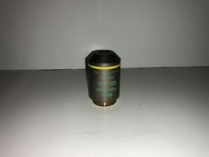 Nikon Plan Fluor 10x 0 30 Ph1 Dll Wd 16 0 Objective