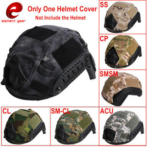 Element Airsoft  Camouflage cloth Helmet Cover Tactical Military For Fast Helmet