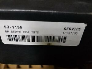 Haas 93 1135 Pcb Brush Rotary Servo Cca Cnc Mill Vf 32 3051f Rev f