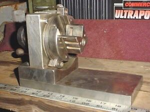Harig Grind all No 1 Grinding Fixture Punches Pins Spin Indexing Surface Grinder