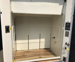 Kewaunee Supreme Air Lv05 Bench Fume Hood With Air Flow Monitor