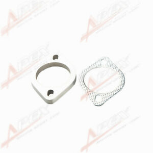 2 2 Bolt Stainless Steel Exhaust Flange Gasket For 2 Bolt Exhaust Flange