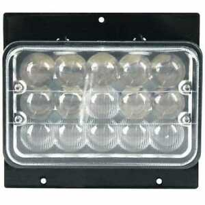 Led Conversion Grille Light Hi lo Beam Massey Ferguson White Allis Chalmers