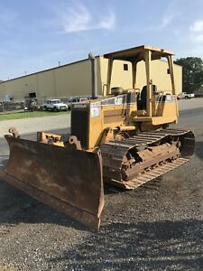 Cat D5c Lgp Bull Dozer Series 3 6 Way Blade