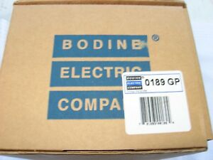 Bodine Electric 24a4bepm d3 Gear Motor New