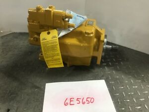 Usa Made Hydraulic Steering Pump For Caterpillar Cat 789b 789c 6e5650
