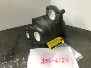 Usa Made Hydraulic Charge Scav Pump For Caterpillar Cat 777f 256 6125