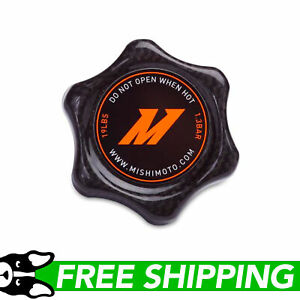 Mishimoto Carbon Fiber 1 3 Bar Radiator Cap Small