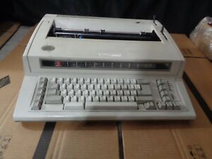 Vintage Ibm Electric Typewriter 6781 need Ink