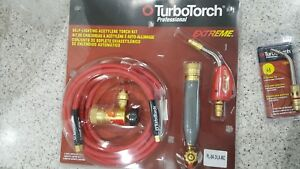 Turbotorch Tdlx2003mc Air Acetylene Carrier Kit Swirl W o Tank 0426 0011