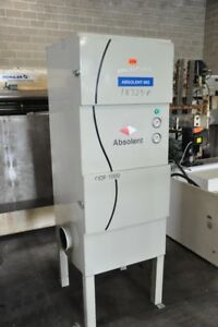 2006 Absolent Odf 1000 Ab Oil Mist Collector Rated Output Load 0 63 Kw Ce Rated
