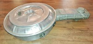 Ford 351 400 Air Cleaner And Snorkel Ford 15 Aluminum Air Cleaner Ford V8