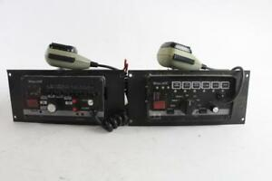 Whelen 295slsa6 Siren Light Controller And Siren Amplifer