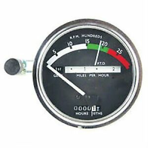 Remanufactured Tachometer Gauge John Deere 4520 4020 4000 4620 Ar50403
