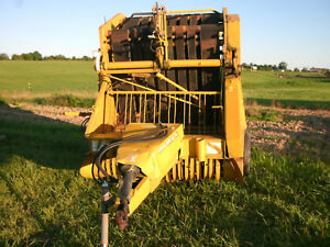Vermeer 605f 5x6 Hay Roller cheapest Shipping best Equipment
