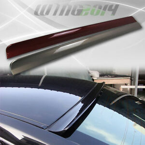 New Painted Honda Accord 8th Ex Se 4dr Rear Roof Spoiler Us Model 2011 2012