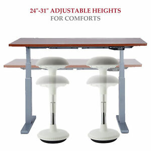 Active Learning Stool sitting Balance Chair Wobble Stool W adjustable Height New