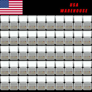 50packs Dental Rotary Universal Engine Root Canal Niti Files 25mm 6size Uh
