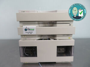 Agilent 1100 Hplc G1312a Binary Pump G1379a Degasser With Warranty See Video