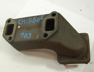 Ch15602 John Deere 650 Compact Tractor Exhaust Manifold