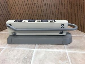 Ibico Eb 19 Binding System Plastic Wire Punch