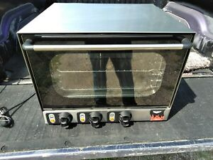Vollrath 40703 Countertop Electric Cayenne Convection broiler Oven