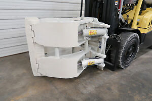 2011 Cascade 77f Paper Roll Clamp Class Iv Or Iii 60 Opening Range