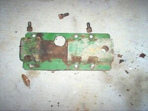 John Deere 950 Compact Tractor Draw Bar Bracket With Bolts
