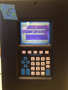 Thermotron 7800 Vertical Mount Display keyboard With Floppy Disc Drive