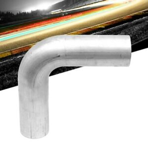 Hps 1 7 8 48mm 90 Degree Bend 16 Gauge Aluminum Tubing Elbow Pipe 2 1 4 Clr