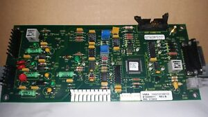 Varian Semiconductor Equipment Pcb Card Assy E15008811 Rev B