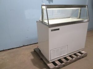 universal Nolin Hd Commercial nsf 8 Tubs Ice Cream Freezer Dipping Cabinet