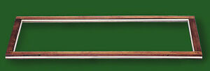 Factory Globe Wernicke Bookcase Door Glass Retaining Strips 4 Glass Replacement
