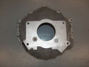 1962 63 Chevy Ii Nova 3 4 Speed Saginaw Muncie Transmission Bellhousing 3788383