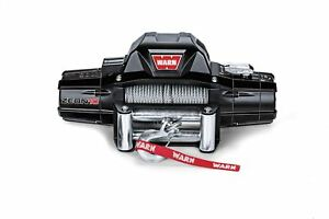 Warn Zeon 10 Recovery Winch W Cable