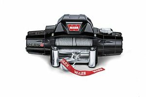 Warn Zeon 8 Recovery Winch W Cable
