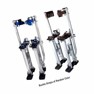 Yescom 24 40 Professional Grade Adjustable Drywall Stilts Taping Paint Stil
