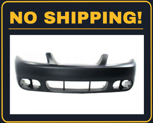 New Front Bumper Cover For Ford Mustang Cobra 2003 2004 Fo1000533