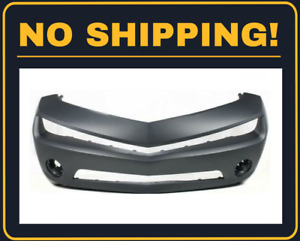 New Front Bumper Cover Fit Chevrolet Camaro Ls Lt 2011 2013 Gm1000906