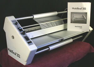 Hunt Seal 24 Wide Multiseal 252 Commercial Laminating Machine