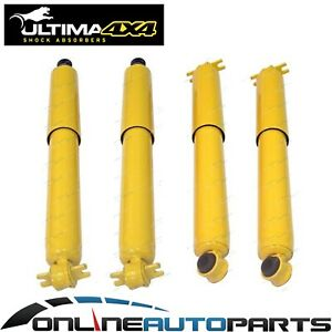 Set 4 Gas Shock Absorbers Suits Jeep Cherokee Xj 4 1994 2001 4wd 4x4