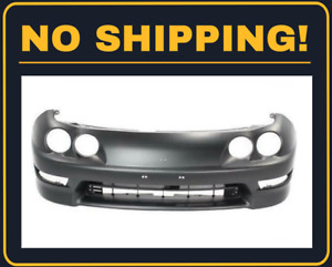 New Front Bumper Cover Fit Acura Integra 1999 2001 Ac1000130