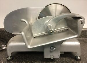 Vintage Hobart Meat cheese Deli Slicer Model 410 115v 3 3 Amp 60 Cycle 1 8 H p