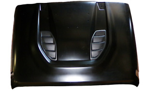 Jeep Wrangler Jk 2007 2017 10th Anniversary Power Dome Style Hood