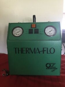 American Thermaflo Corp Oz Saver 4000 Refrigerant Reclaim Machine
