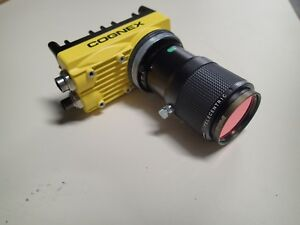 Cognex In sight Is5605 11 Camera Vision