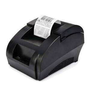 Usb Thermal Receipt Printer 58mm Mini Portable Label Printer With Esc pos Print