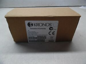 New Kronos Intouch 9000 Touch Id 8609020 001 Biometric Finger Reader